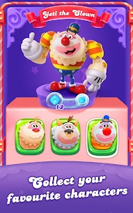 Candy Crush Friends Saga Mod Apk 1.67.3 (Unlimited Lives/Moves) 8