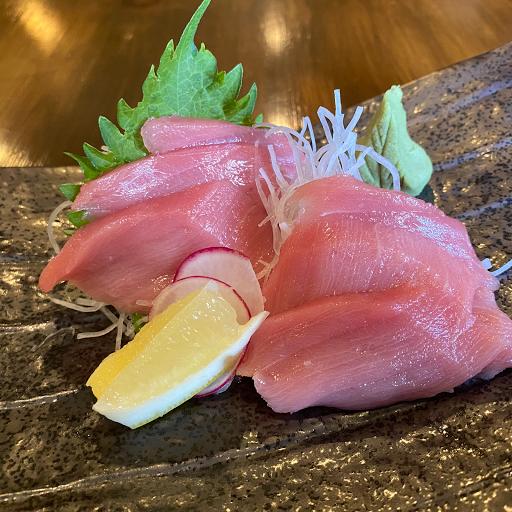 """Bluefin """"Chutoro"""" Sashimi"""