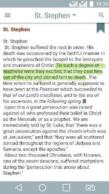 Fox's Book of Martyrs - screenshot