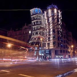 by Jimmy Kohar - City,  Street & Park  Night