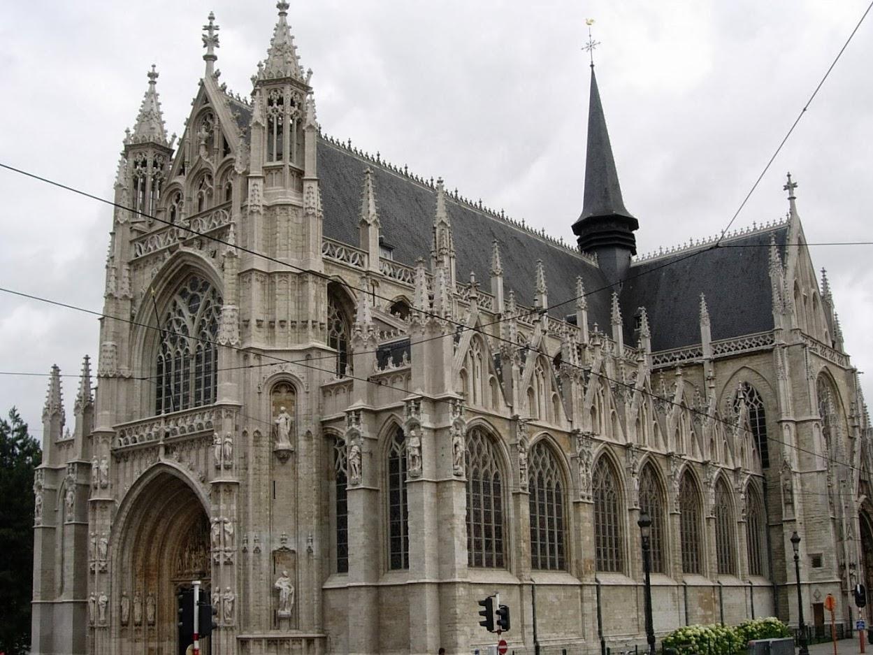Eglise Notre-Dame-du-Sablon à Bruxelles