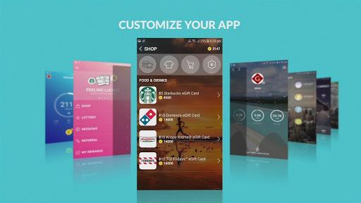Pedometer winwalk - walk, sweat & win egift cards 2.1.2 screenshots 8