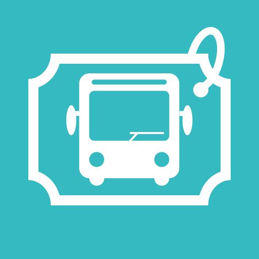 客運通-國道客運訂票 交通運輸 App LOGO-硬是要APP
