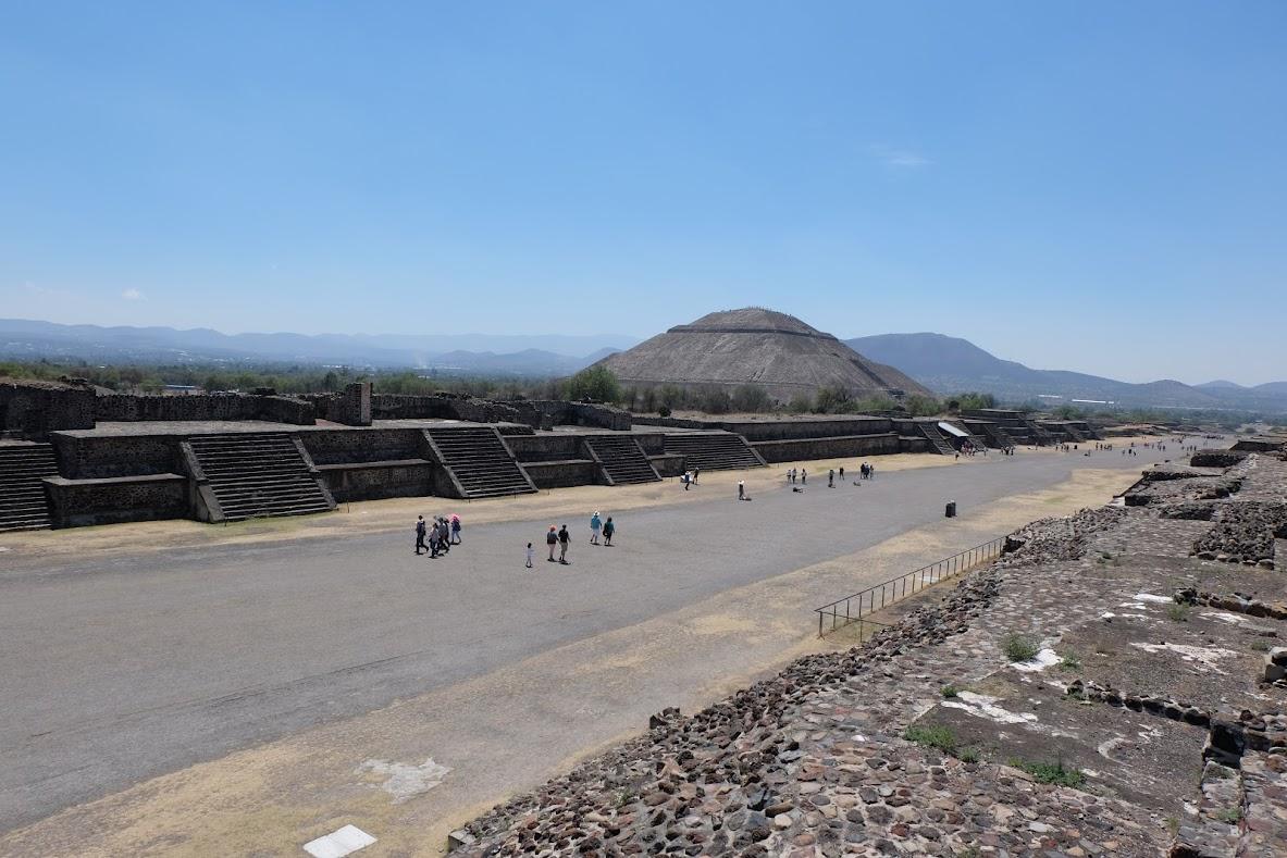 Мехико - Теотиуакан - Веракрус - Ла-Вента - п-ов Юкатан - Чиапас - Катемако - Пуэбла - Мехико (на машине).