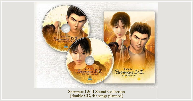 [Review] Shenmue I&II (JP)