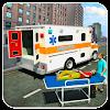 City Ambulance Rescue Simulator Games 1.2 APK MOD