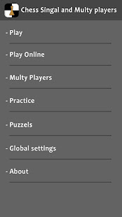 [Download Chess Singal and Multy Players for PC] Screenshot 2