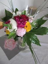 Photo: une autre vue du bouquet