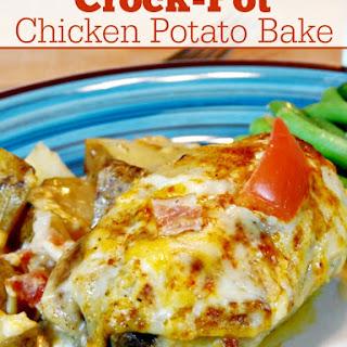 Crock-Pot Chicken Potato Bake.