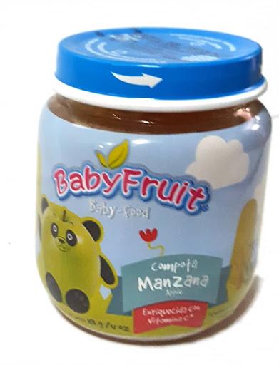 compota babyfruit manzana 113 gr