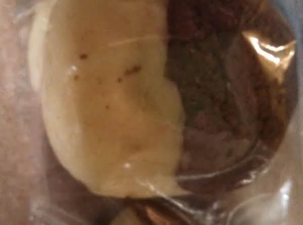 Ying Yang Box Cake Cookies.
