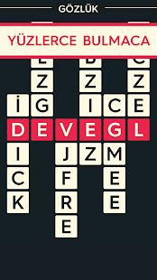 Bi Kelimelik - Kelime Oyunu Ekran Görüntüsü