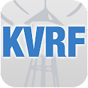 KVRF Community Radio App icon