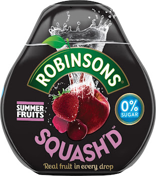 Robinsons Squash'd Fruit Drink - Summer Fruits, 66ml