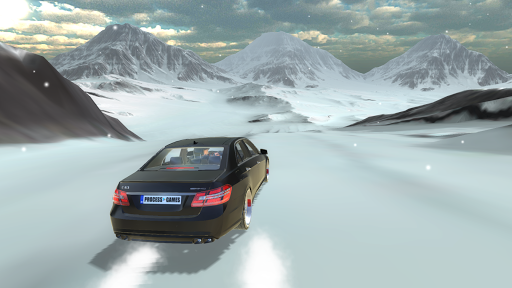 E63 AMG Drift Simulator 1.4 screenshots 5