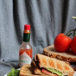 Avocado Lettuce Tomato Sandwich (ALT Sandwich)