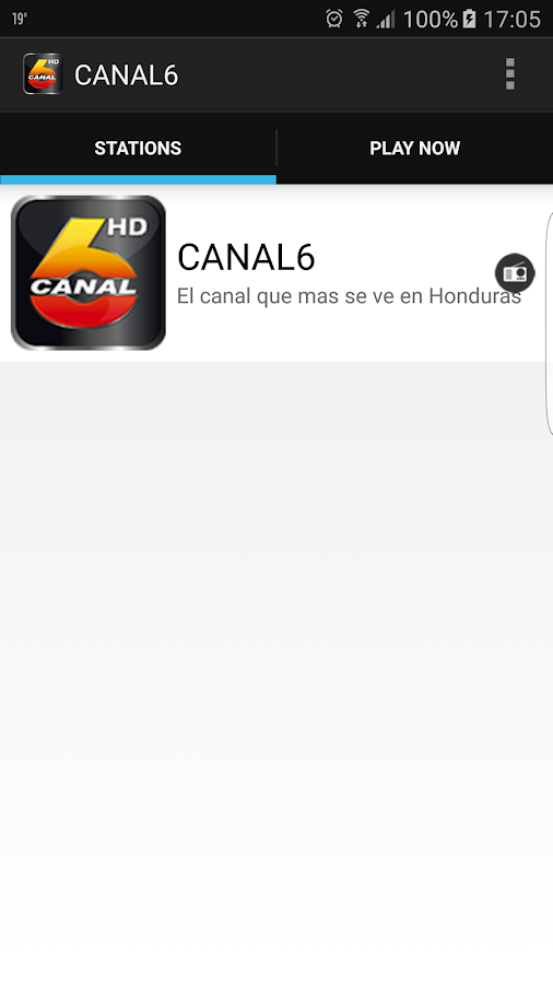CANAL6- screenshot