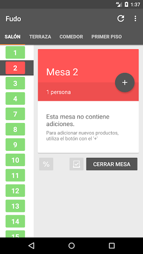 Fudo 2.6.6 screenshots 3