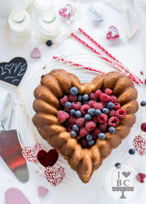 Recopilatorio de recetas para San Valentín.
