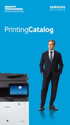Samsung Printing Catalog