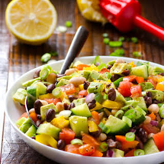 Mexican Bean Salad.