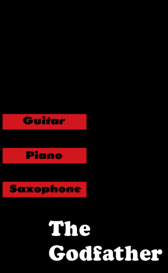 Godfather ringtone and music - Android Apps on Google Play