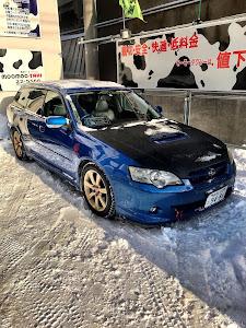 レガシィツーリングワゴン BP5 WR  Limited2004年のカスタム事例画像 maasun(Team's Lowgun北海道)さんの2019年01月22日10:49の投稿