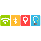 Widget BT Wifi GPS FlashLight icon