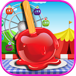 Candy Apples Kids Games FREE Icon
