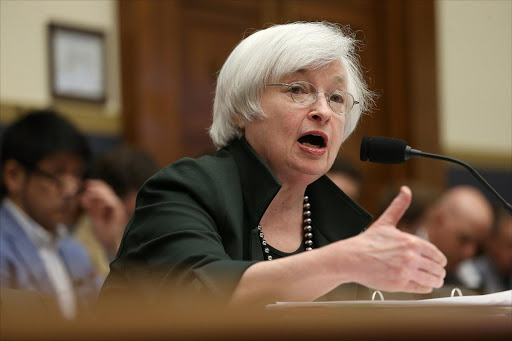 Federal Reserve chairwoman Janet Yellen. Picture: WIN MCNAMEE/GETTY IMAGES