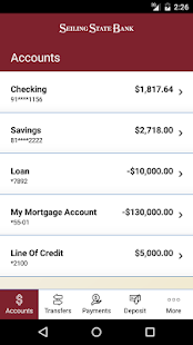 Seiling State Bank Mobile- screenshot thumbnail