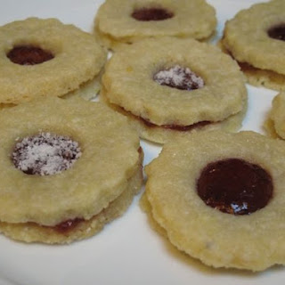 Soft Jammy Cookies