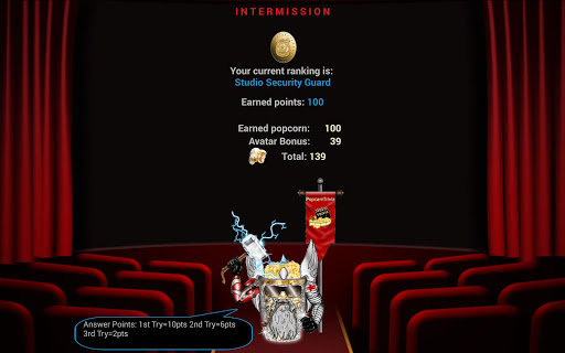 PopcornTrivia 3.9.5 screenshots 10