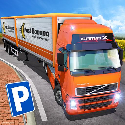 Truck Driver: Depot Parking Simulator Icon