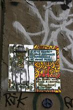 Photo: Street art -Këfran -Paris XVIIIe - Montmartre