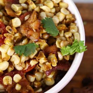 Corn Succotash.