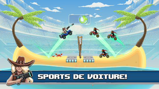 Drive Ahead! Sports Mod 2.20.6 Apk [Unlimited Money] 1