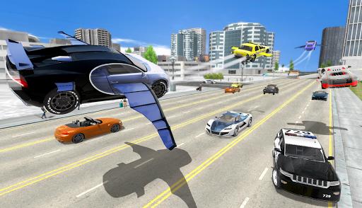 Flying Car Transport Simulator  screenshots 12