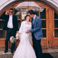 Wedding photographer Alina Mordasova (Mordaphoto). Photo of 23.08.2017