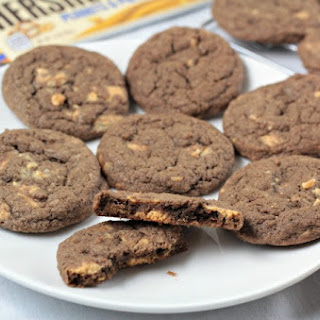 Chocolate Hershey'S Gold Cookies Recipe