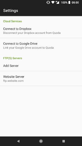 Quoda Code Editor 2.0.0.7 Screenshots 7