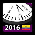 Calendario 2016 Ecuador AdFree icon