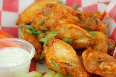 Gourmet Chicken Wings