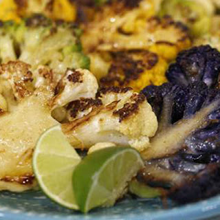 Roasted Cauliflower Steaks