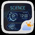 Science Weather Widget Theme icon