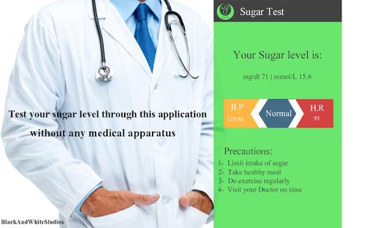 玩醫療App|シュガーテストいたずら免費|APP試玩