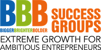 Bigger Brighter Bolder Logo - Extreme Growth for Ambitious Entrepreneurs