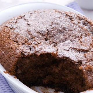 Crockpot Chocolate Brownie Pudding Cake