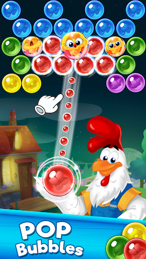 Farm Bubbles Bubble Shooter Pop screenshots 1