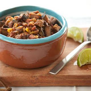 Cookoff-Winning Veggie Chili.